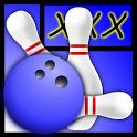 Bowling Scores & Stats icon