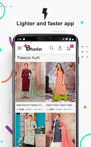 Bhadar Online Shopping App screenshot 2