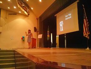 Photo: Nicole Dalesio Talks The Big Picture