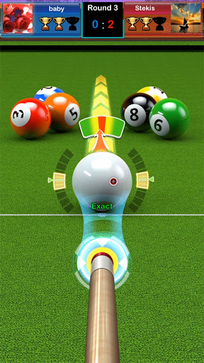 Code Triche 8 Pool Club : Trick Shots Battle APK MOD screenshots 2
