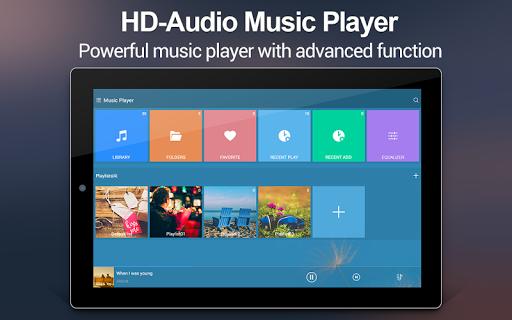 Music Player - Audio Player screenshot 13