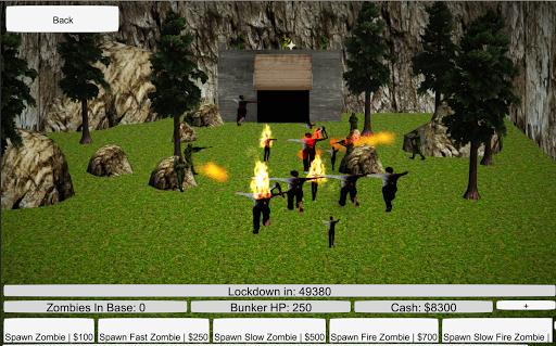 Infected God: Control a Horde screenshot 3