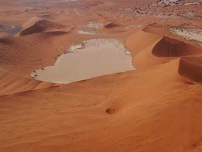 Photo: Désert du Namib, Sossusvlei en Namibie