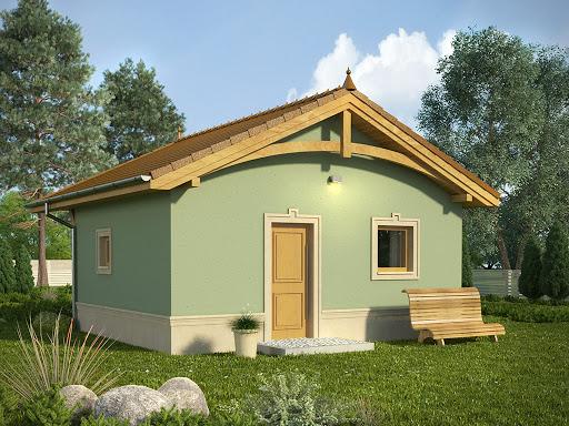 projekt Domek 12