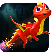 Baby Dragon Island : Monster Game