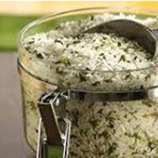 Homemade Chicken Rice Mix