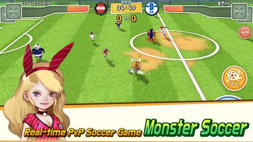 MonsterSoccer:BattleLeague 1.1.4 screenshots 1