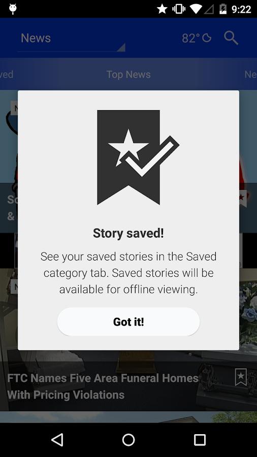 5NEWS- screenshot