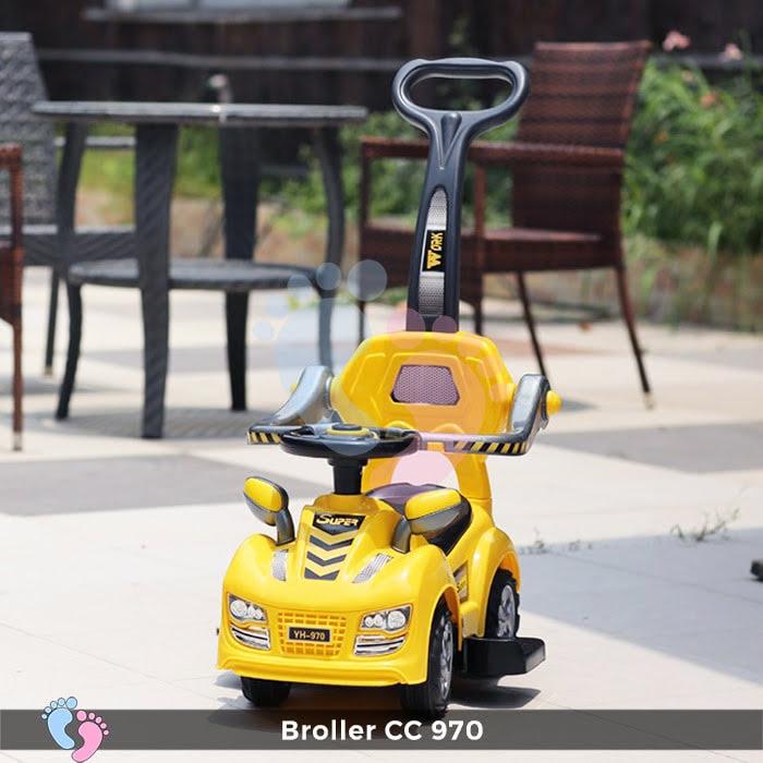 Xe chòi chân Broller CC YH-970 2