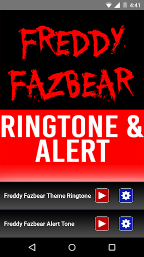 Freddy Fazbears Theme Ringtone