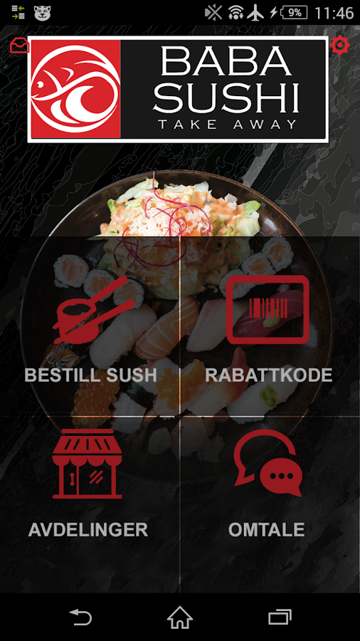 Baba Sushi- screenshot
