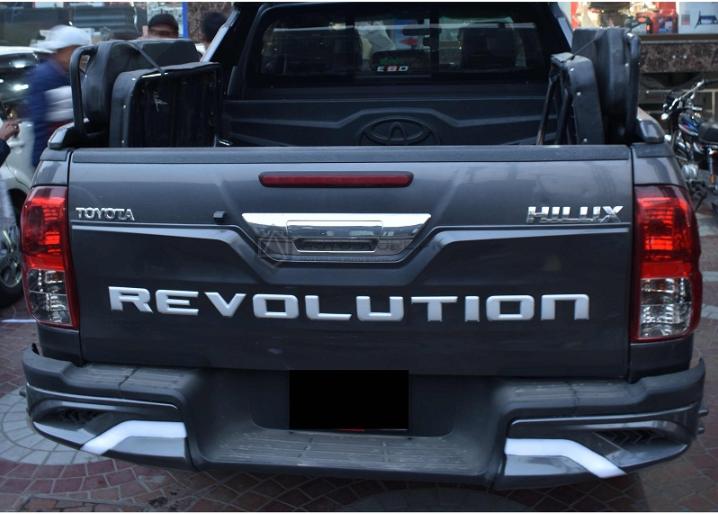 hilux revolution