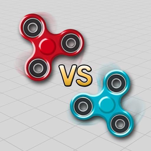 Fidget Spinner Battle (game)