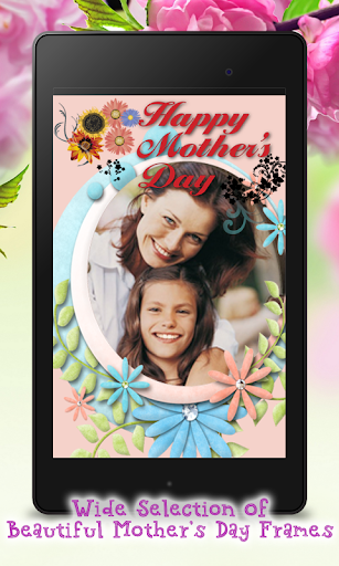 Mothers Day Photo Frame Maker