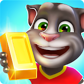 Talking Tom Corrida do Ouro - Corrida Infinita