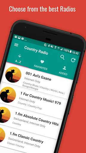 Country Music Radio ud83dudcfbud83eudd20 Worldwide 1.0 screenshots 1