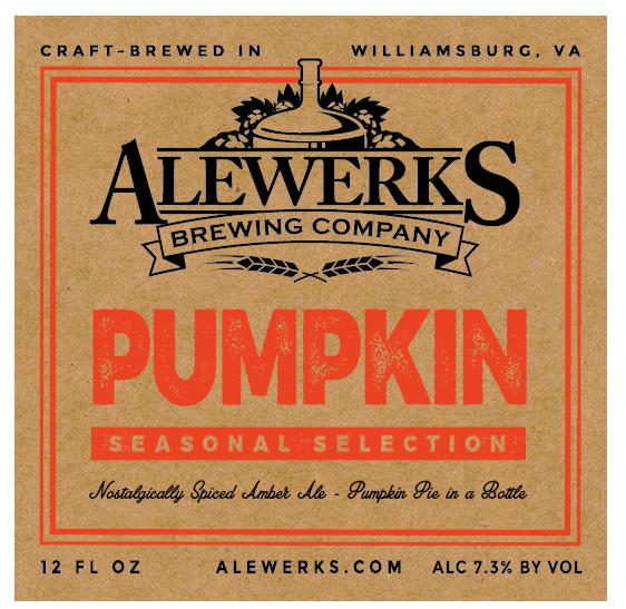 Logo of Alewerks Pumpkin