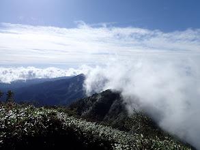 一ノ峰と丸山