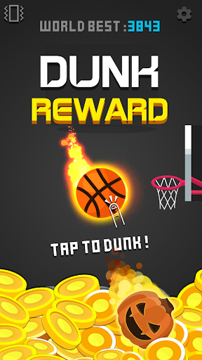Dunk Reward - Win the prizes - screenshot