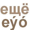 type RUSSIANEASY on Latin keyboard (IME) Icon