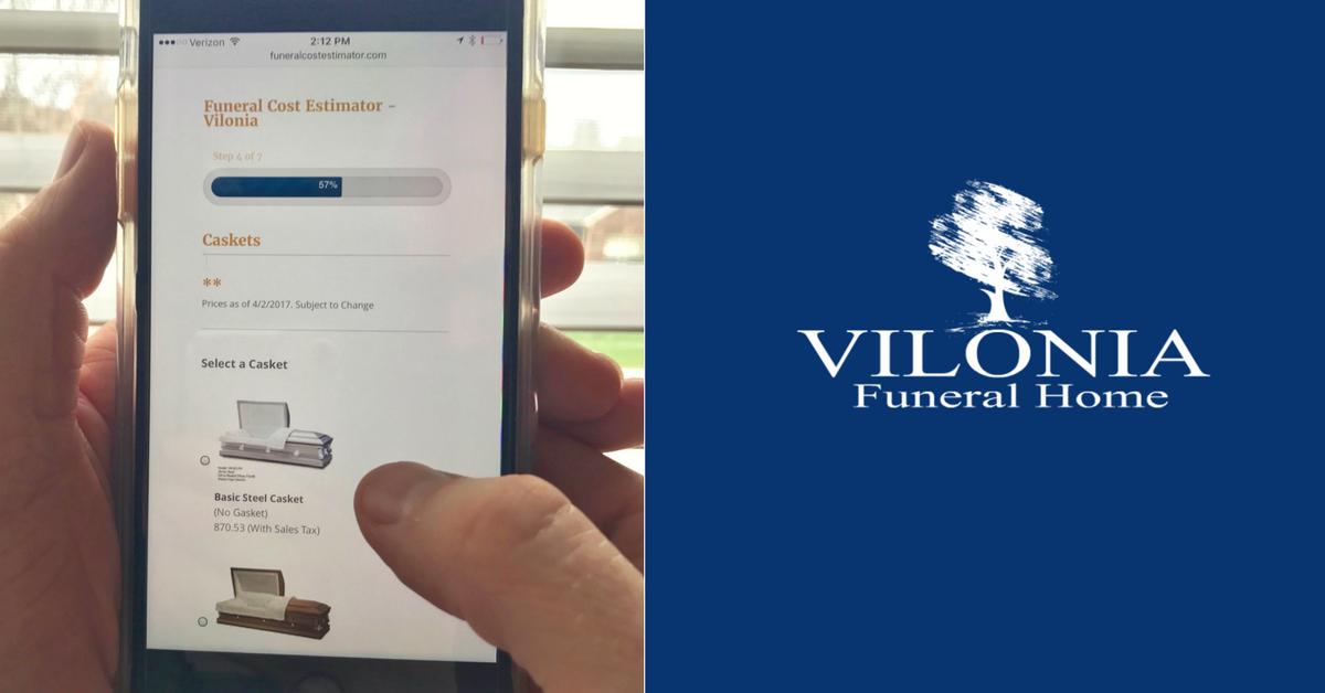 Use Our Cost Estimator App