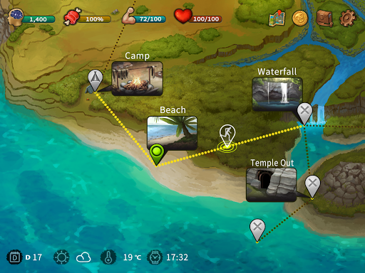 Survival & Escape: Island 1.0.8 screenshots 9