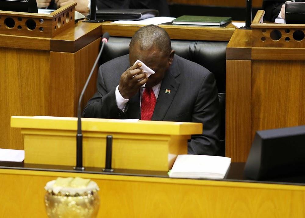 KYK | Juju vra Ramaphosa hoeveel EFF-LP's geld gekry het uit CR17 en ander oomblikke van die V&A - TimesLIVE