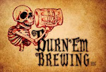 Logo for Burn'Em Brewing Co.
