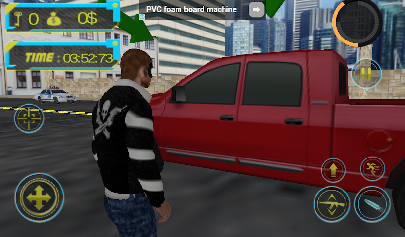 android Bank Robbery : Crime Case Screenshot 0