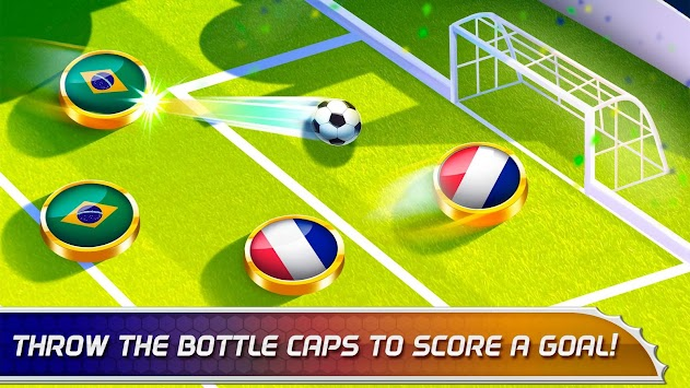 2018 World Caps Soccer: Football Cup Tournament apk screenshot