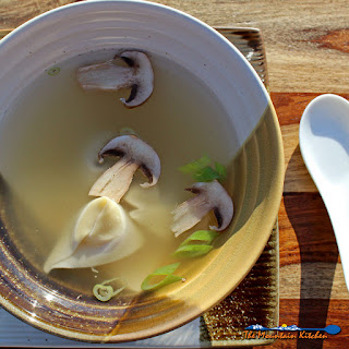 Chinese Wonton Soup Broth Recipes