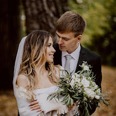 Wedding photographer Aleksey Kutyrev (alexey21art). Photo of 01.10.2018