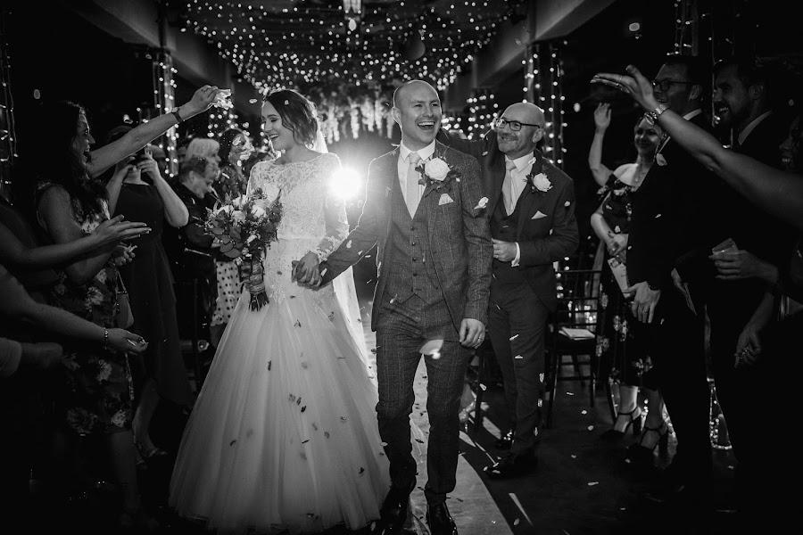 Bröllopsfotograf Steven Rooney (stevenrooney). Foto av 28.05.2019