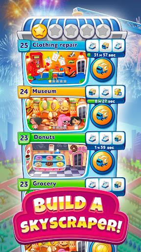 Pocket Tower: Building Game & Megapolis Kings screenshots 1