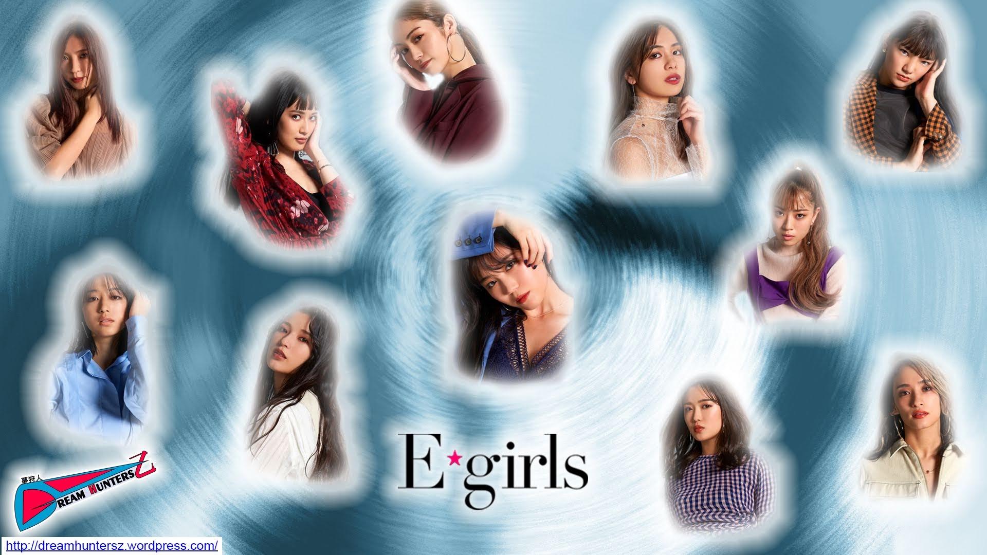 Shinsei E-girls, Easy come, Easy go - Montagem feita por mim.