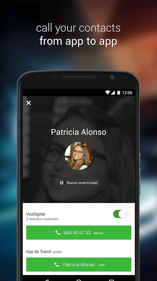 Tuenti - screenshot