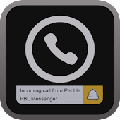 Pebble Call Notifier