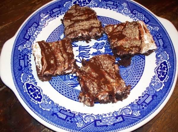 Very Easy Marshmallow Chocolate Brownies