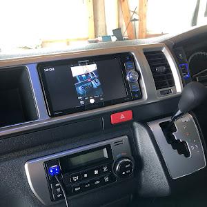 ハイエースワゴン TRH219W GL 4WDのカスタム事例画像 シロヤギ🐐さんの2019年02月16日14:25の投稿