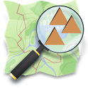OSM Peak Finder icon