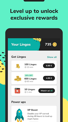 Lingbe: Practice languages with native speakers  screenshots 5