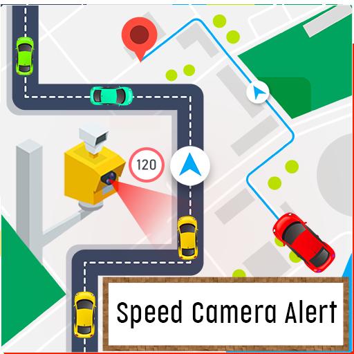 Speed Camera Alert Free : Speed Trap Speedometer