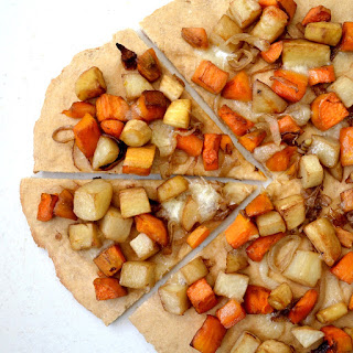 Roasted Vegetable Pizza Balsamic Recipes