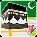 Qibla Locator: Prayer Times, Azan, Quran Mp3 icon