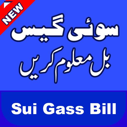Sui Gas Bill Check - SNGPL Bill