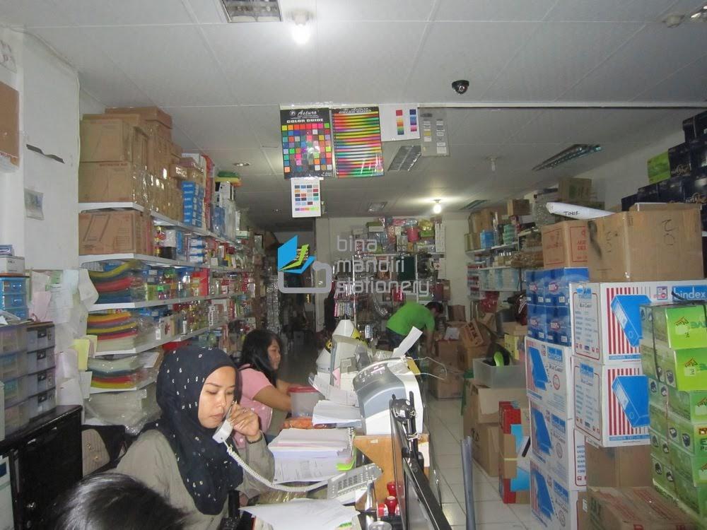 Bina Mandiri Stationery Adalah Distributor Macam macam ATK Sekolah dan Kantor Jual Peralatan Tulis Grosir Jakarta Murah
