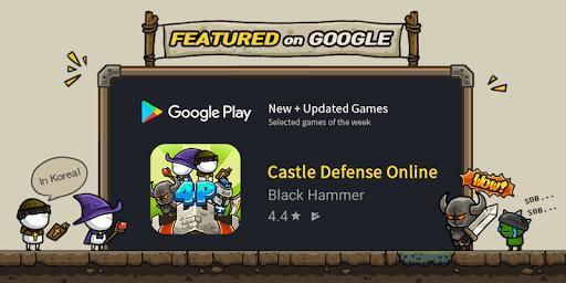 Castle Defense Online 912 screenshots 7