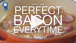 Pinch Tips: Perfect Bacon Every Time Recipe