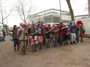Photo: Allez les clowns!