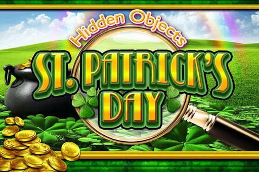 Hidden Object St. Patricks Day